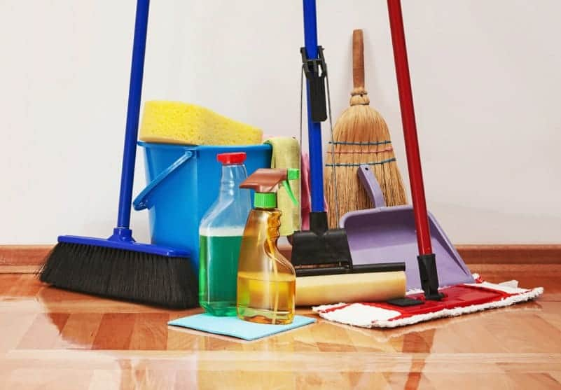 General Residential Cleaning Services